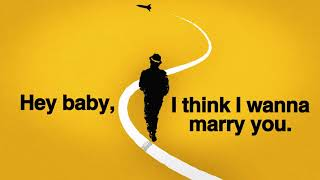 Download Bruno Mars - Marry You (Official Lyric Video)
