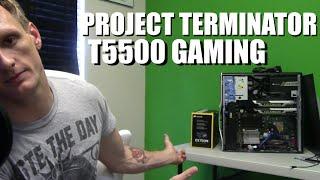 Dell Precision t5500 Gaming PC