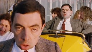 EXTREME Bean  | Funny Clips | Mr Bean Official