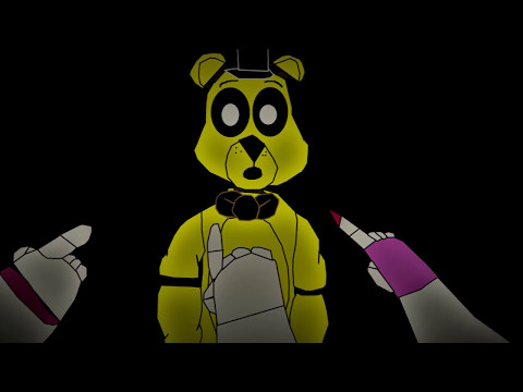 FNAF Part 3 Repair Final Preview