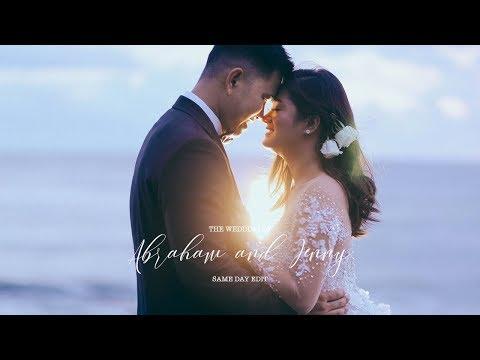 Abraham and Jenny | La Union On Site Wedding Film by Nice Print Photography