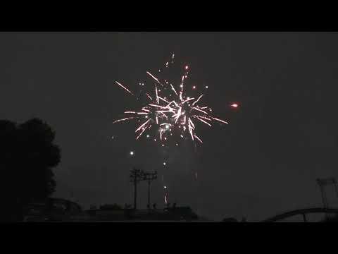 花火 2020 豊島園