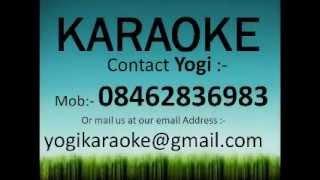 Aayiram kannumay karaoke track