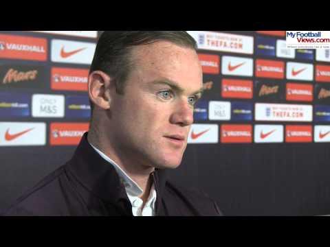 Wayne Rooney MFV post England v San Marino   9 10 2014