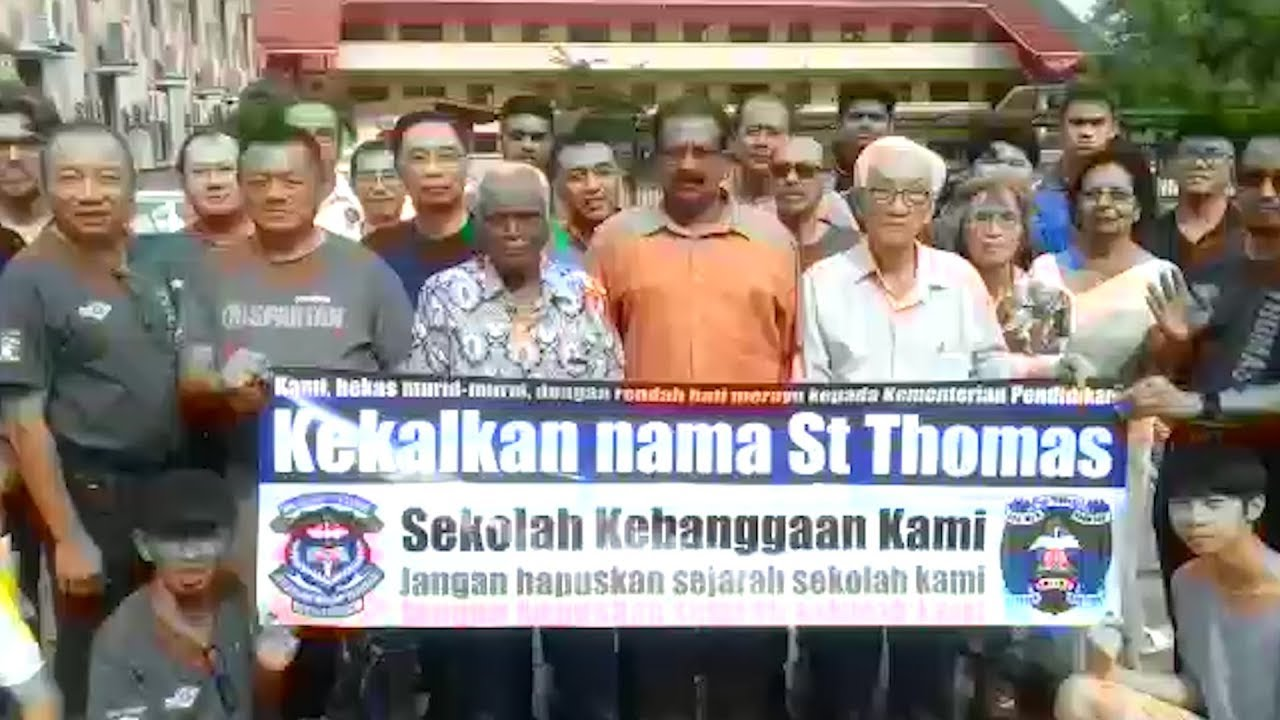 5ca01d8396fe2 Old boys and ex-staff join  Save St Thomas  campaign - YouTube