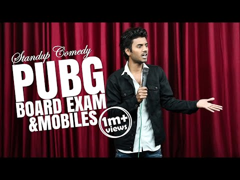 PUBG, Board Exam & Mobiles    Stand Up Comedy    Aditya Mehta