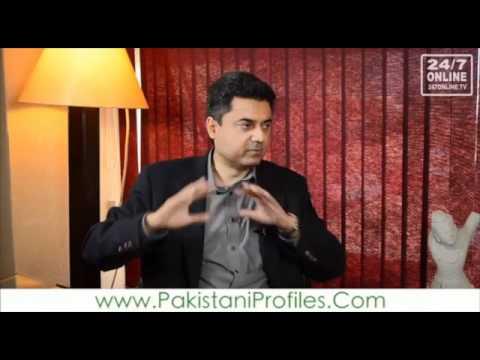 Pakistani Profile - Barrister Dr. Mohammad Farogh Naseem
