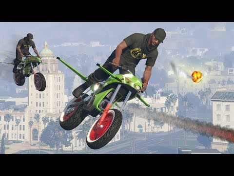 QUIDDITCH IN GRAND THEFT AUTO 5?! | GTA 5 THUG LIFE #149