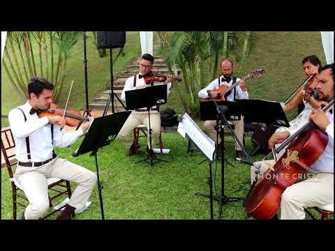 Felicidade - Marcelo Jeneci - Instrumental  Monte Cristo Coral e Orquestra Para Casamentos