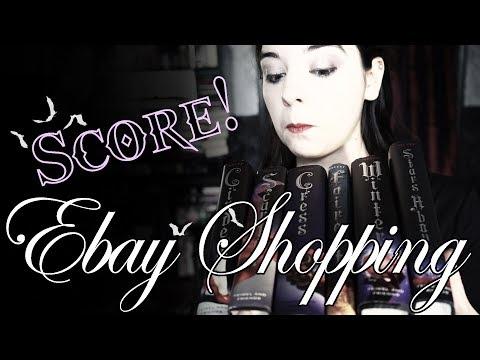 Shopping for Books on Ebay || Lunar Chronicle Series!