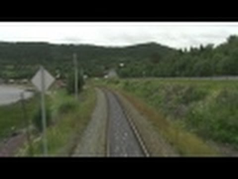 nordlandsbanen minutt for minutt summer nrk