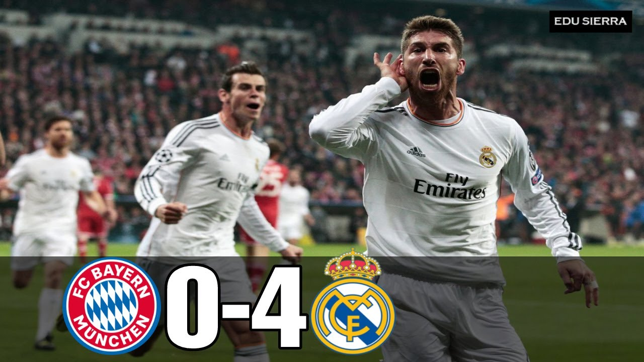 "Download Bayern Múnich VS Real Madrid, ""RUMMENIGGE"" TENÍA RAZÓN, ARDIÓ MÚNICH. - Champions League (13/14)"