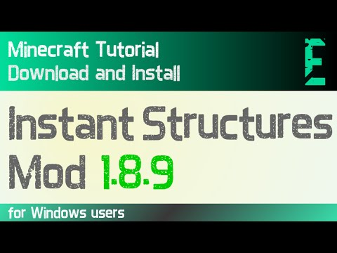 instant structures mod how to use
