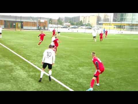 I LW Junior A1 - Rozwoj Katowice vs Tyski Sport (2-3) - I polowa