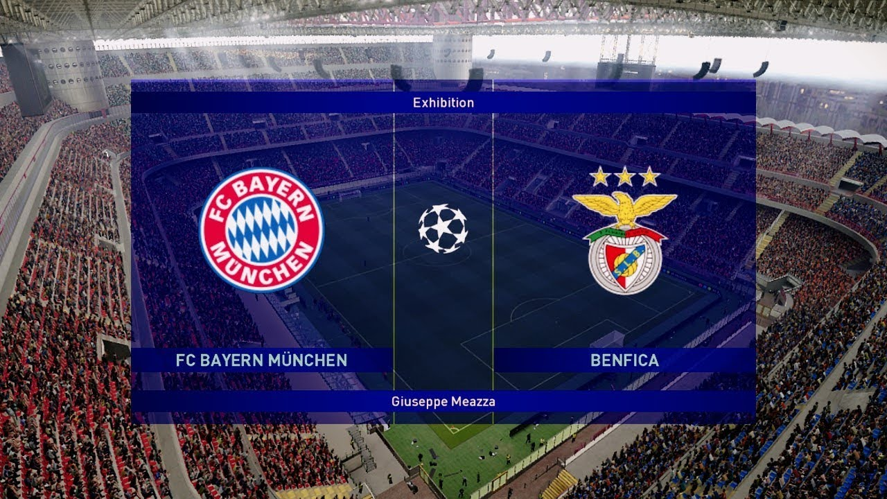 Download Bayern Munich vs Benfica - Champions League 27/11/2018
