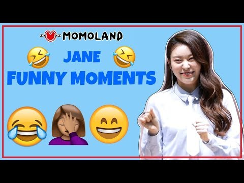 Jane (MOMOLAND) | Funny Moments