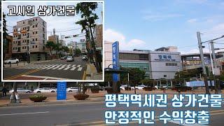 평택 역세권 고시원 상가건물