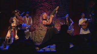 Les Compagnons du Gras Jambon - Concert Saint-Antoine-l'Abbaye 2016