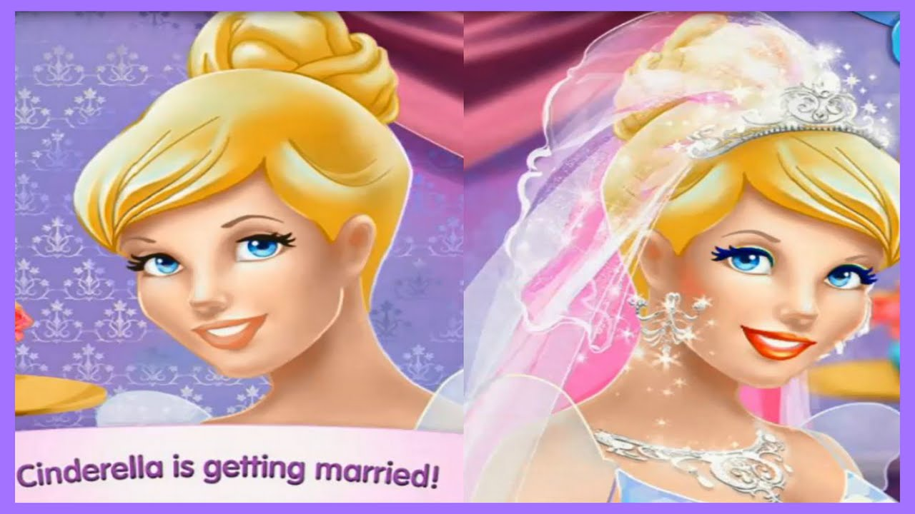 Games make-up wedding image