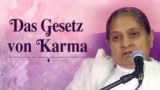 Das Gesetz von Karma
