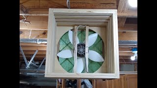 Even Better DIY Air Cleaner and Dust Filter