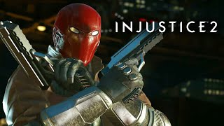 most savage comeback robin vs red hood | Injustice 2 #5