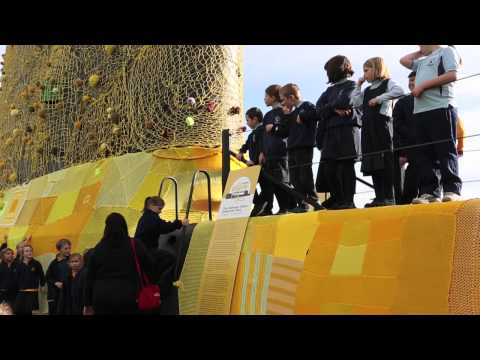 The Holbrook Yellow Submarine