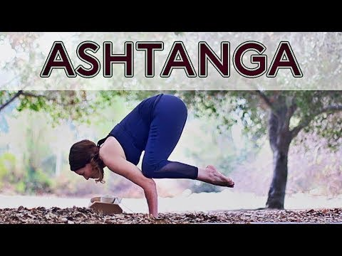 Ashtanga Yoga (45 Min Class) | Fightmaster Yoga Videos