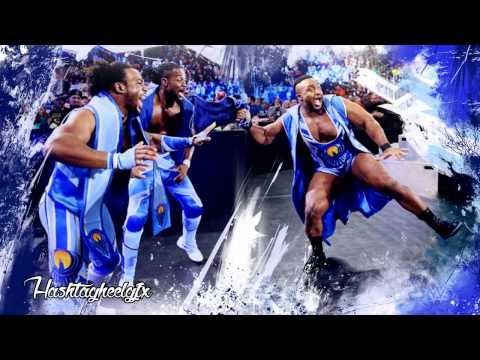 2014: The New Day 1st & New WWE Theme Song -
