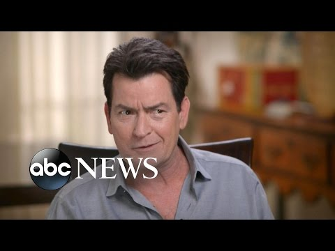 Charlie Sheen : Life After HIV Diagnosis