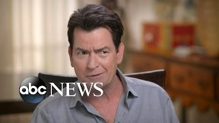 Repeat youtube video Charlie Sheen Interview: Life After HIV Diagnosis