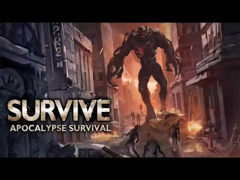 Survive Apocalypse Survival (by Italy Games) Android Gameplay [HD]