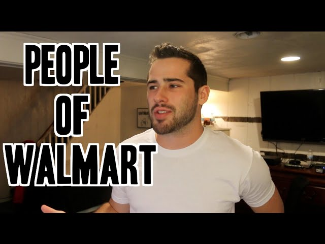 People Of Walmart Youtube