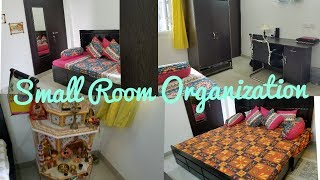 How To Create Space In A small Room | 5 Different Ways To Use A SINGLE ROOM | Space - Saving Idea's