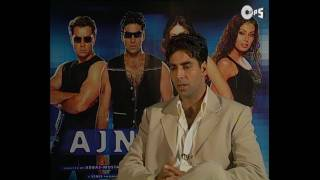 Ajnabee - Movie Making - Akshay Kumar, Kareena Kapoor, Bobby Deol, Bipasha