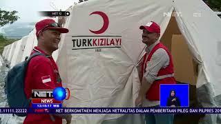 Download Relawan Turki Dirikan Hunian Sementara Untuk Korban Bencana Palu   NET12 Mp3 and Videos