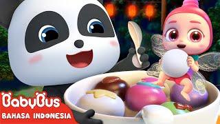 Apakah Kamu Ingin Mencoba Bola Nasi Yang Manis? | Lagu Anak | Kartun Anak | BabyBus Bahasa Indonesia