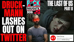 Neil Druckmann Lashes Out On Twitter   Metacritic Blocking The Last Of Us 2 Reviews?