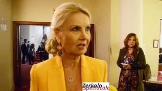 Barbara Bouchet Premio alla Carriera La Pellicola d'Oro 2018