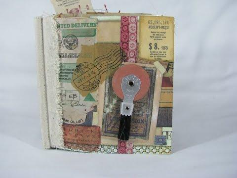 7gypsies Wanderlust Artist Book