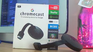 Chromecast By Google || Chrome Cast WiFi Dongle  Review In Hindi
