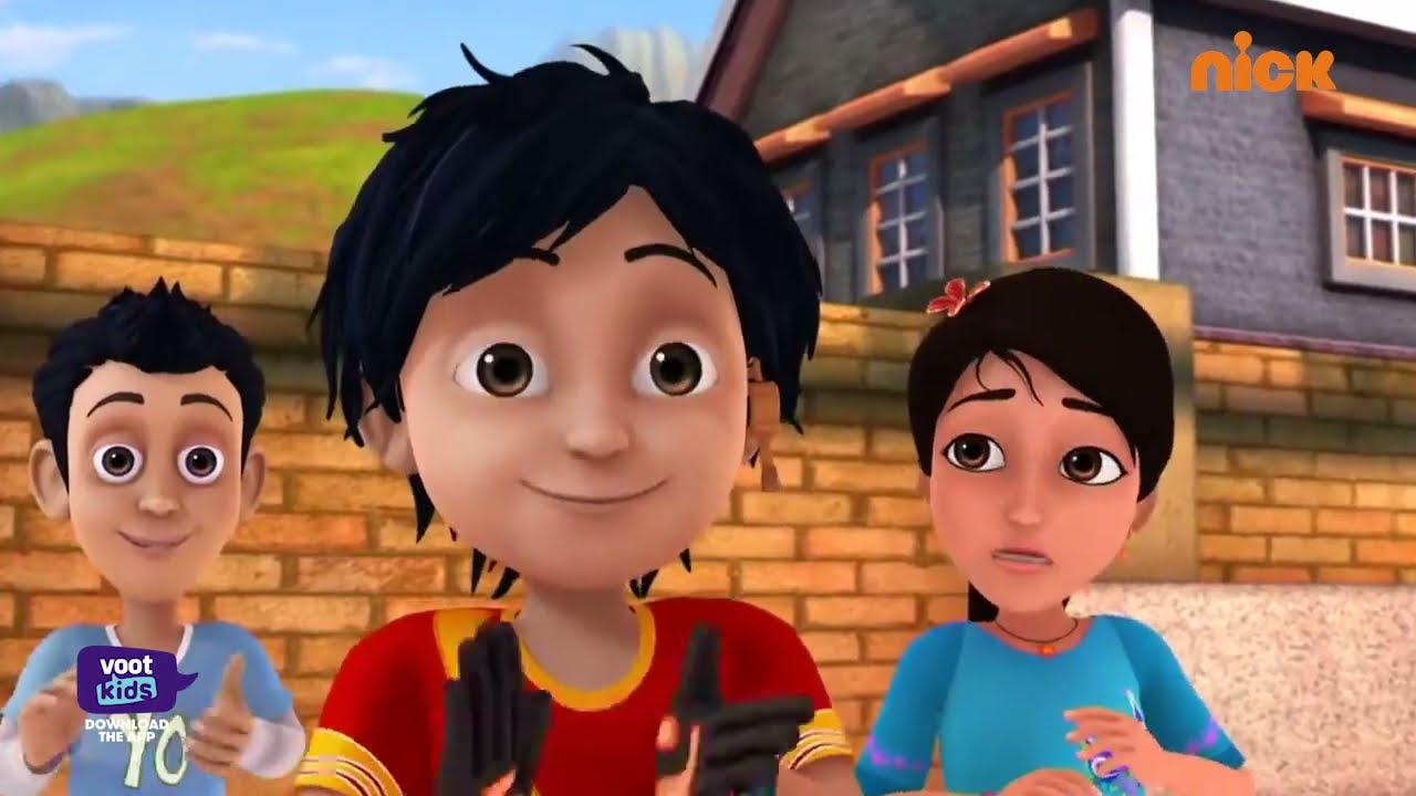 Download Shiva   शिवा   The Tunnel Train   Full Episode 122   Voot Kids