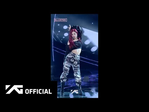 BLACKPINK - ROSÉ '뚜두뚜두 (DDU-DU DDU-DU)' FOCUSED CAMERA
