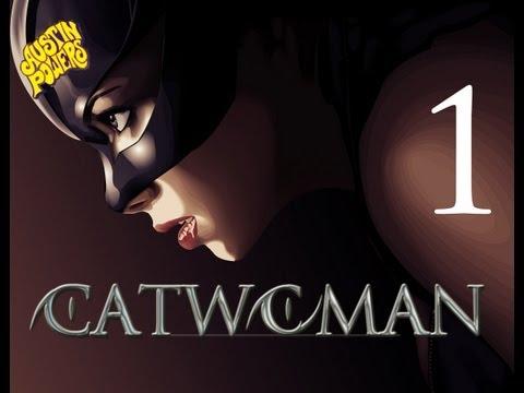 Catwoman-серия 1 [Ювелирный магазин.Трущобы]