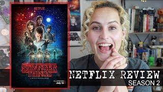 Stranger Things Season 2 Netflix Review (No Spoilers!) | ROLL CREDITS