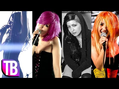10 Female Fronted Bands - ♫ Impressions by TeraBrite ♫