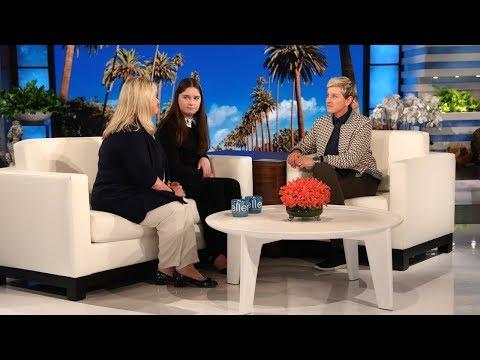 Ellen Sits Down with Montecito Mudslide Survivors