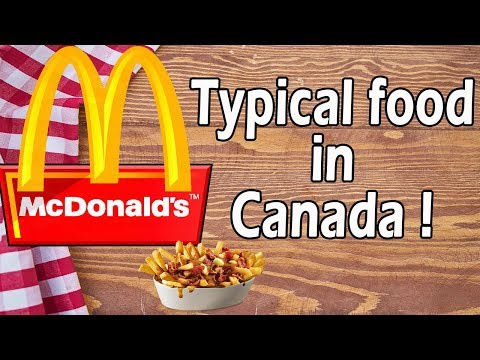 Food in Canada
