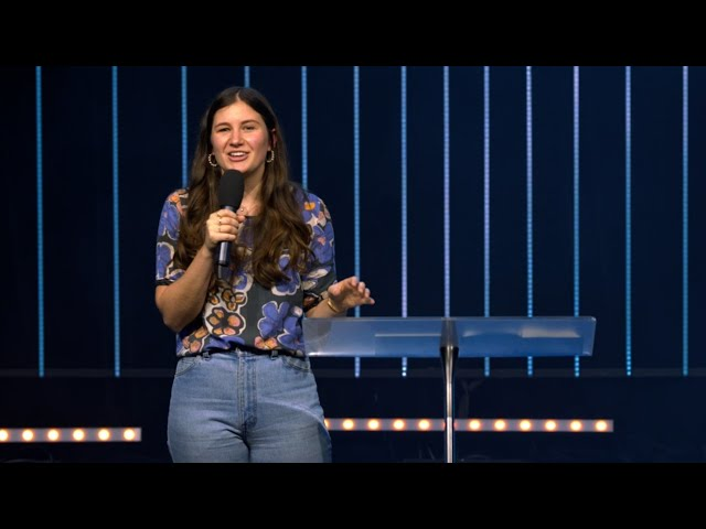 Contagious Christianity   Pastor Ruth Hooper