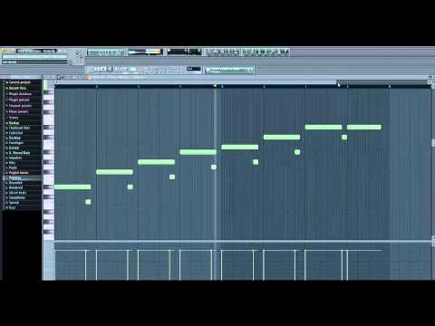Fl-Studio: W&W & Blasterjaxx - Rocket (Adam Brooke Remake)